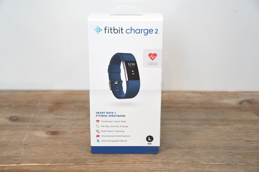 fitbit charge 2 unboxing and review