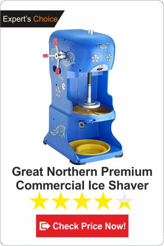 best ice shaver machine reviews