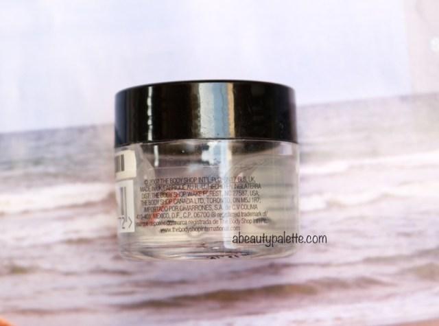 elderflower cooling eye gel review
