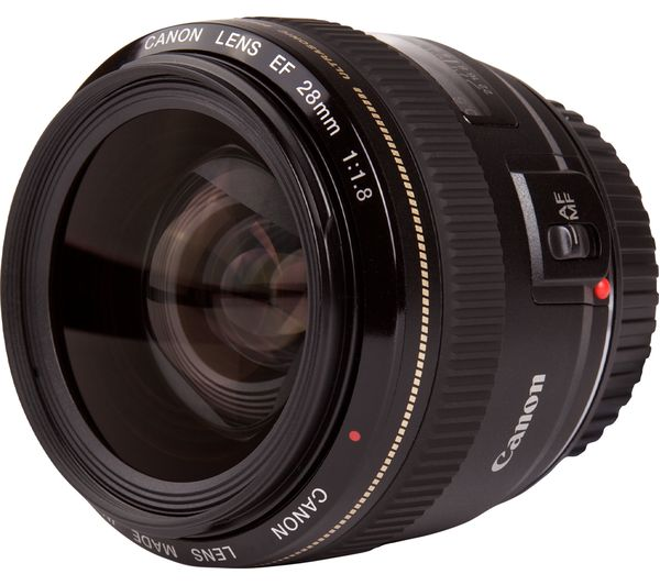 canon ef 28mm f1 8 usm lens review