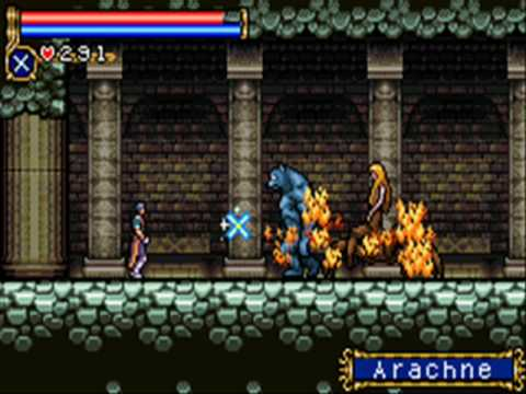 castlevania circle of the moon review