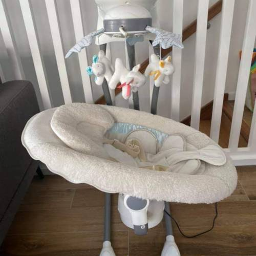 childcare my little cloud swing review