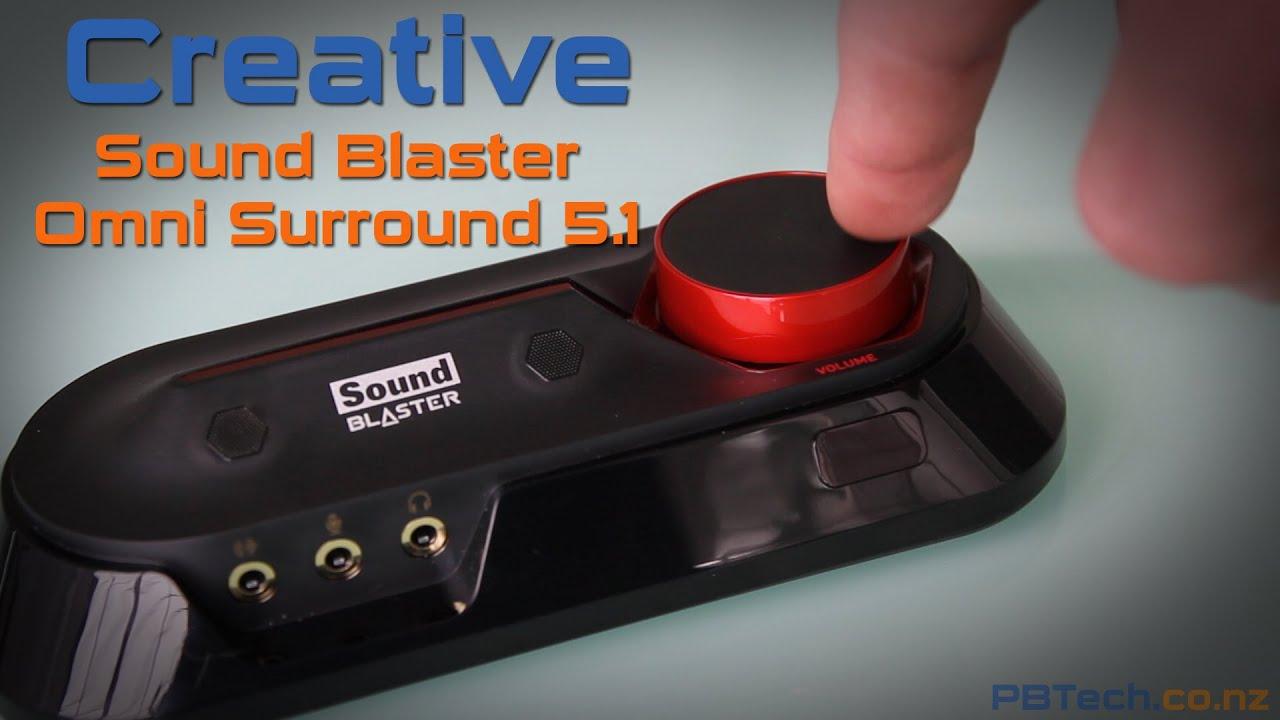 creative sound blaster blaze review