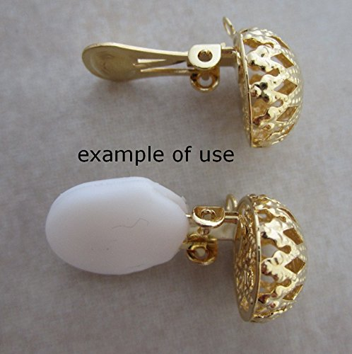 comfortable clip on earrings reviews