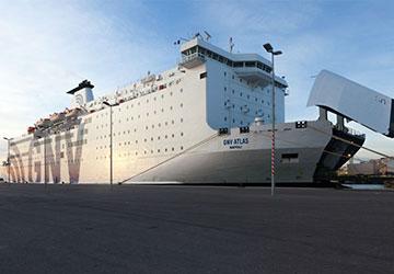genoa to barcelona ferry reviews