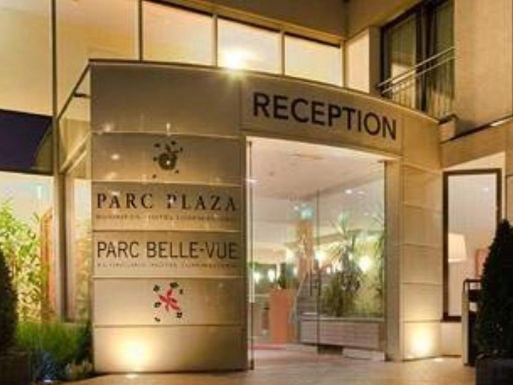 hotel parc plaza luxembourg reviews