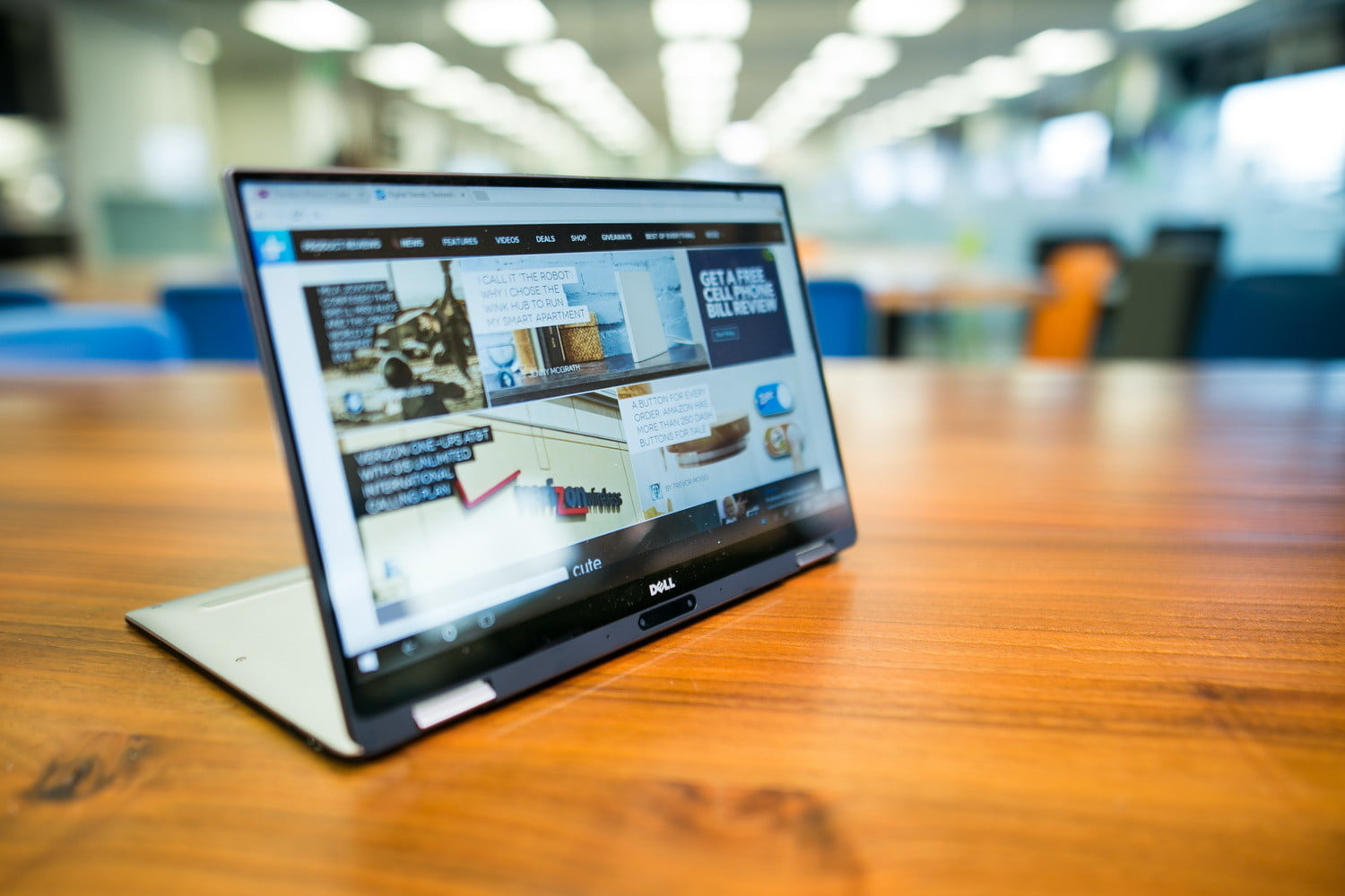 dell xps 13 2 in 1 review 2018