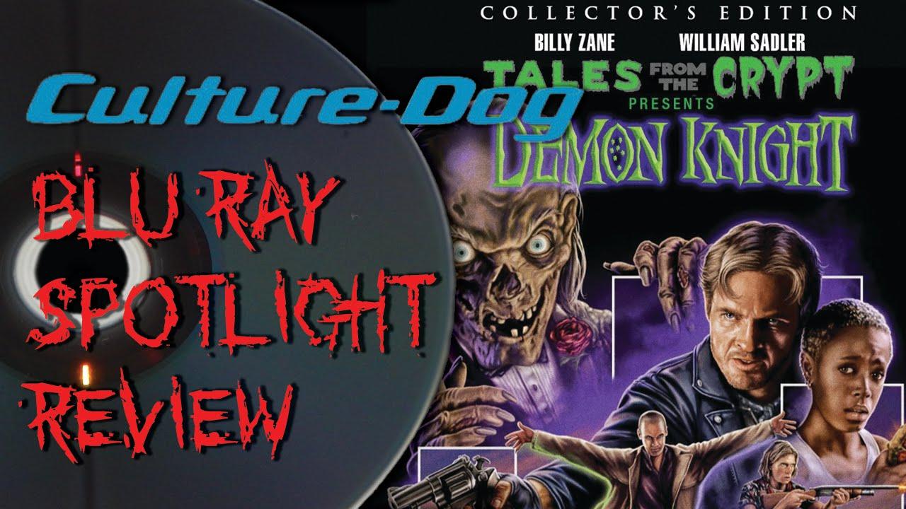 demon knight blu ray review