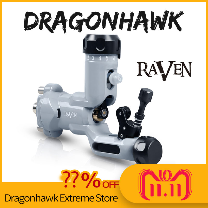 dragonhawk rotary tattoo machine reviews