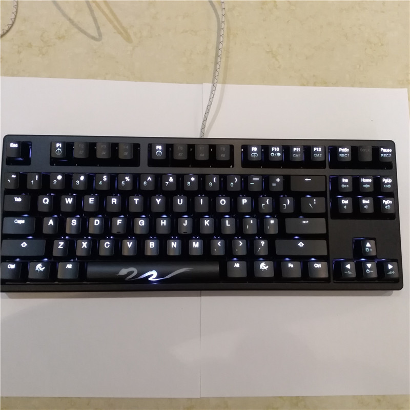 ducky shine 3 tkl review