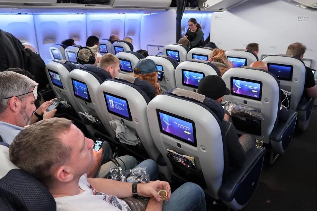 economy plus british airways reviews