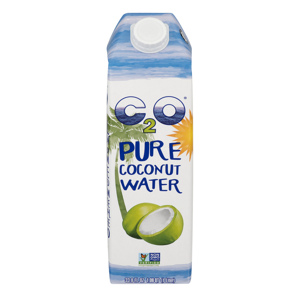 c2o pure coconut water review