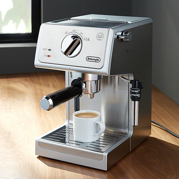 delonghi distinta pump coffee machine review