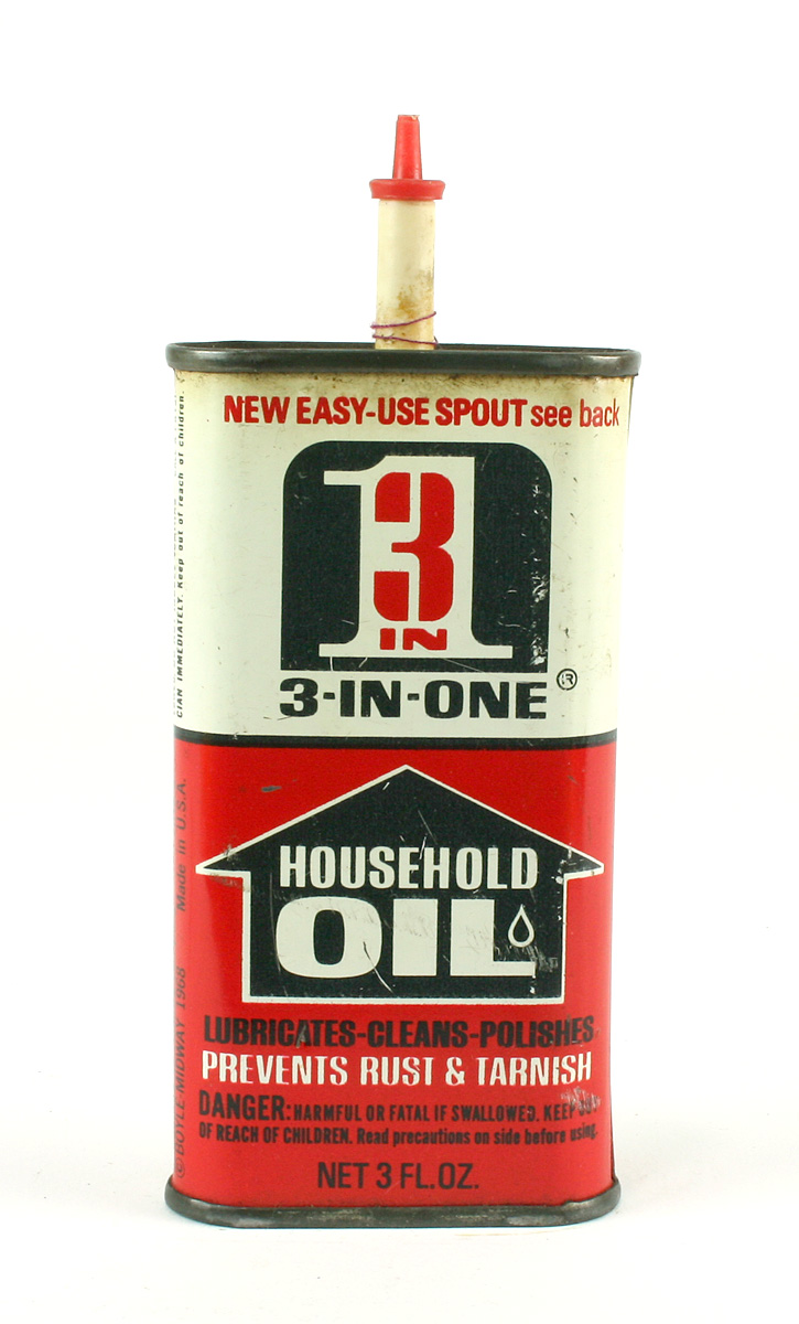 3 in 1 oil review