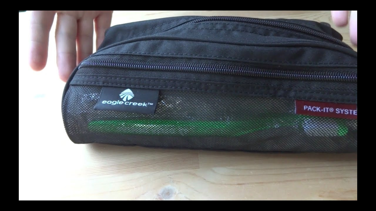 eagle creek pack it review