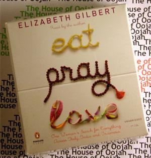eat pray love book review