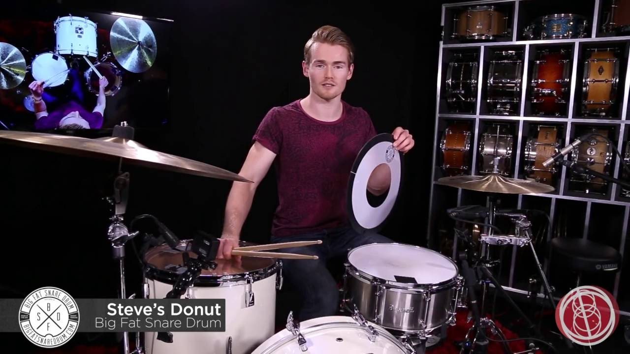 big fat snare drum review