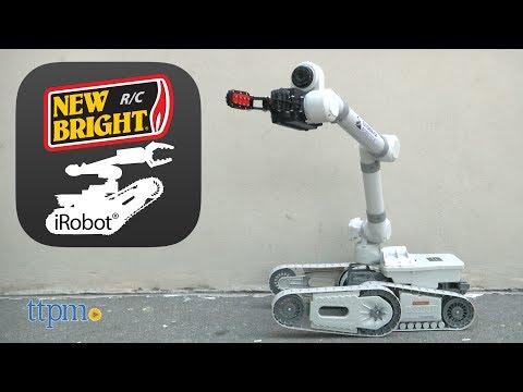 endeavor robotics 710 kobra robot review
