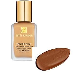 estee lauder double wear rich caramel review