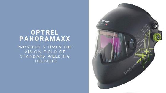 optrel panoramaxx welding helmet review