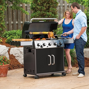 broil king baron 590 review