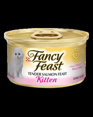 fancy feast kitten food review