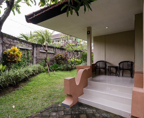 garden view cottages legian bali review