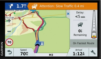 garmin drivesmart 61lmt s 7 gps unit review