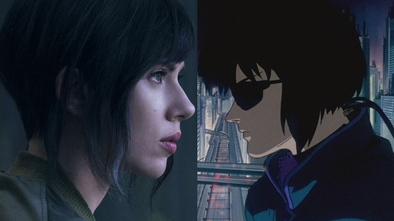 ghost in the shell review imdb