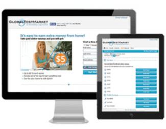 global test market survey review