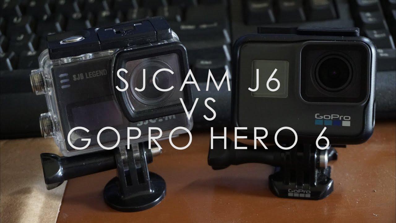 gopro hero 6 review youtube