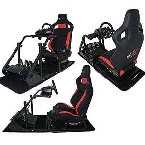 gt art racing simulator steering wheel stand review