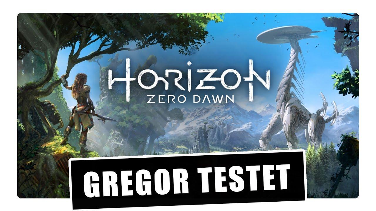 horizon zero dawn review youtube