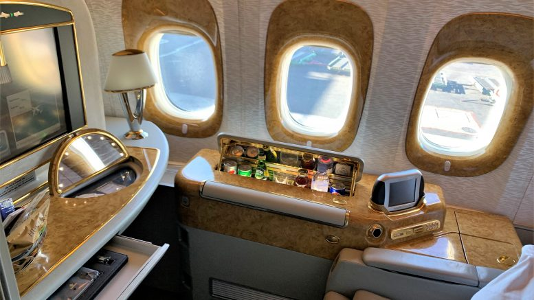i fly first class reviews