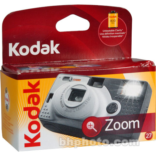 kodak single use camera review