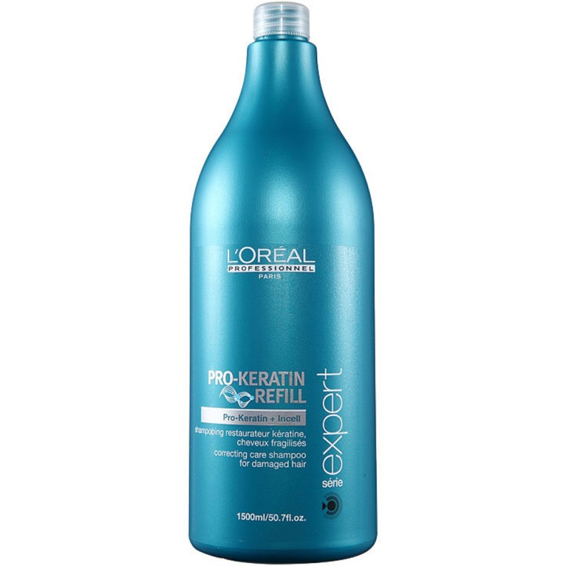 l oreal keratin shampoo reviews
