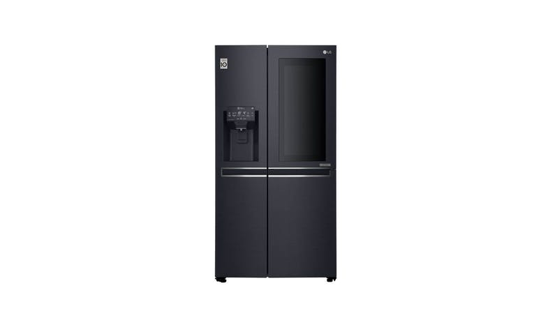 lg 668l side by side fridge review