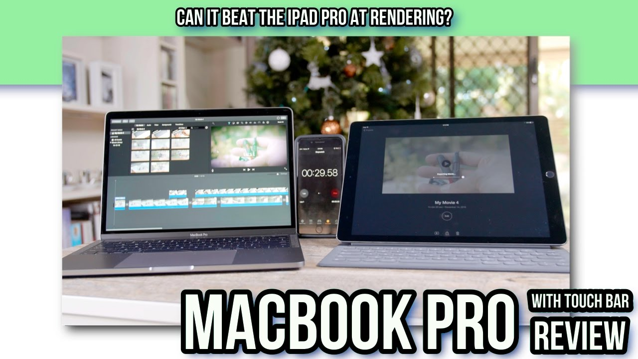 macbook pro 13 touch bar review