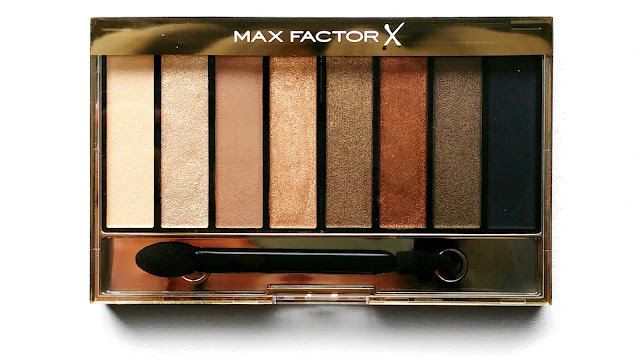 max factor eyeshadow palette review