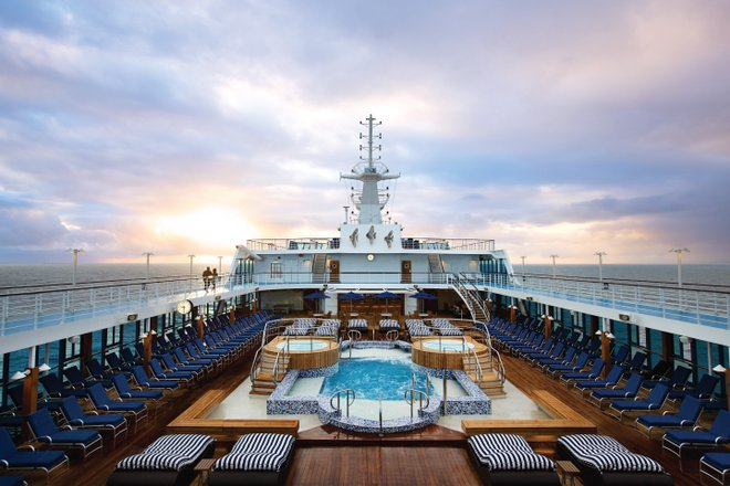 oceania 180 day cruise review