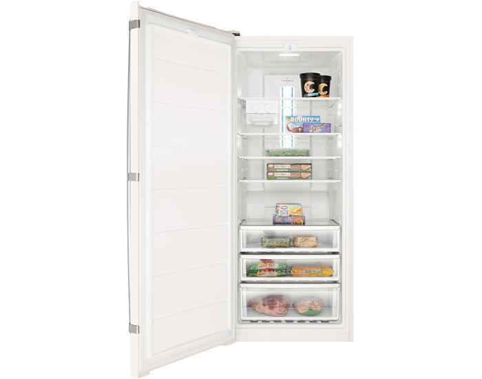 westinghouse 420l upright freezer reviews