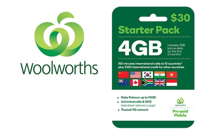 woolworths mobile phone plans review